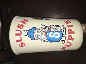 Slush Puppie Machine Topper