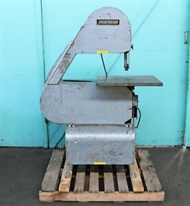 Lockformer 24 Vertical Band Saw 24s