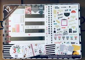 Create 365 Me My Big Ideas Happy Planner Classic 12 Month Box Kit Best Days Of