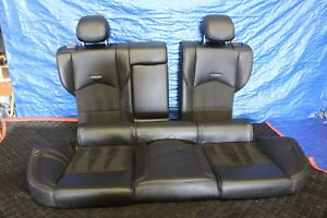 2017 Cadillac Cts V Sedan 6 2l Lt4 Oem Factory Leather Rear Seat Cover 1132