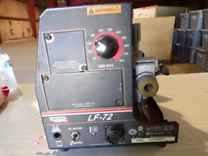 Lincoln Lf 72 Wire Feeder free Shipping
