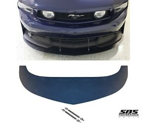 Front Splitter 2 Support Rods 2010 2012 Mustangs W Boss 302 C s Valance Only