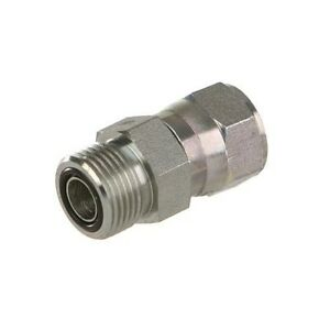 Parker 12 Lohx6 ss Stainless Steel Hydraulic Fitting