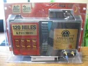 New American Farm Works A c Electric Fence Controller 120 Mile