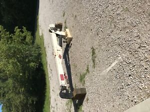 Imt Crane Co Model 5016 Mfd 1997 12ft 20ft Max 8600lbs
