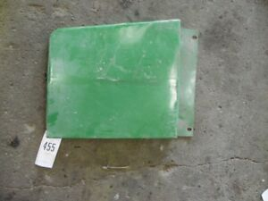 John Deere 2010 Tractor Right Side Panel Tag 455