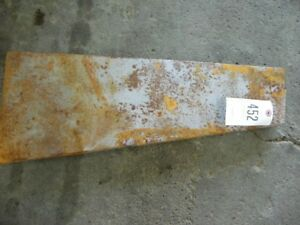 John Deere 4430 Tractor Left Side Panel Tag 452