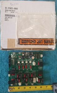 Hobart Relay Board Relay Board Assembly Part 919472 2 For Ft900