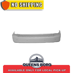 New Ch1100915 Bumper Cover Rear For Jeep Liberty 2008 2012