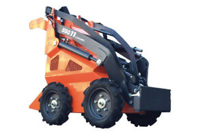 Cast Ssq11 Mini Skid Steer