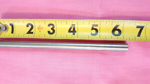 303 Stainless Steel Round Rod 3 8 Inch Diameter 6 Inches Long