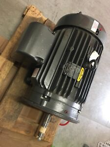 Baldor Electric Motor 30hp 3520 Rpm 3 Phase Tefc Industrial New Old Stock