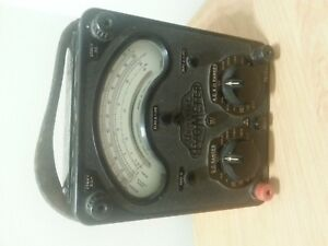 Avometer 8 Mk Iii Multimeter Tested And Working