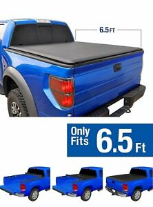 Premium Quad Fold Tonneau Cover For 2002 2017 Dodge Ram 1500 2500 3500 6 5 Bed