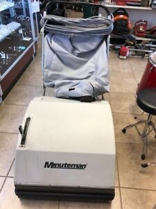Minuteman 724 Industrial Commercial Vacuum Electric
