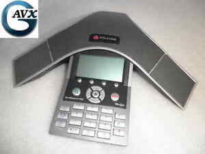 Polycom Soundstation Ip 7000 90d Wrnty Voip Conference Phone 2200 40000 001