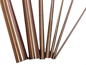 Copper Tungsten Cuw Round Rod Bar Rwma W70 Cu30 Alloy Od1 10mm L100mm 4