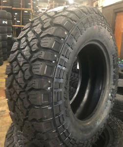 1 New 35x12 50r17 Kenda Klever Rt 35 12 50 17 35125017 R17 Mud Tires At Mt 10ply