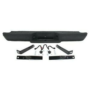 New Primered Complete Steel Rear Step Bumper Assembly For 1993 2011 Ford Ranger
