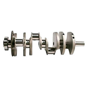 K1 Technologies 4 125 Chevy Ls Forged Crankshaft 58 Tooth Reluctor