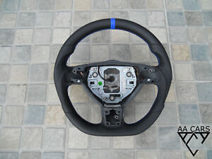 Steering Wheel Opel Vectra C Lift Opc Sport Leather Flat Bottom