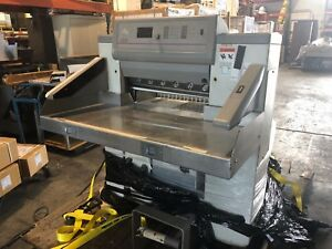 Polar Model 66e Paper Cutter Year 1997 Polar 66