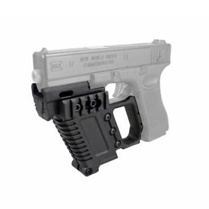 New Quick Reload Tactical Pistol Carbine Kit for Glock G17 G18 G19 Series