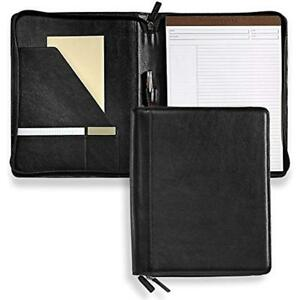 Executive Zip Folio Letter al12885 Nm