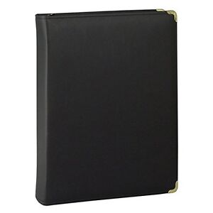 15250 Classic Collection Executive Presentation 3 Ring Binder Zipper Closure