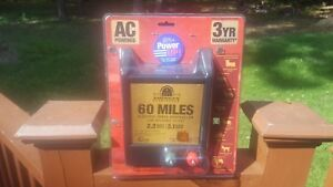 American Farm Works Eac60ma1 r 60 Mile Low Impedance Electric Fence Controller