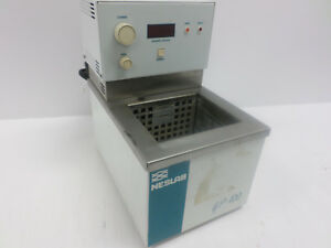 Neslab Instruments Gp 100 Single Phase Constant Temperature Bath And Regulator