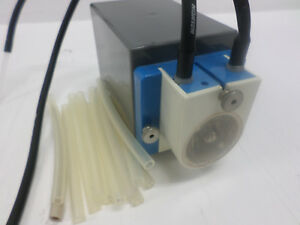 Nouvag Ch 9400 Peristaltic Pump System W 12 Extra Inner Tubes Sp40 6