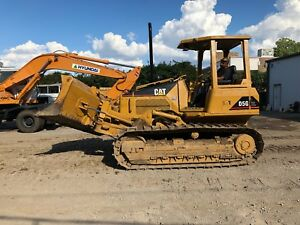 2005 Cat Caterpillar D5g Xl Crawler Dozer 3460 Hrs