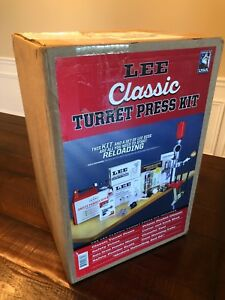 Lee Classic Turret Press Kit Steel Reloading Press and Press Accessories