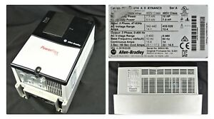 New Allen bradley Powerflex 70 10 Hp 20ad014a0aynanc0 480 Vac 2018