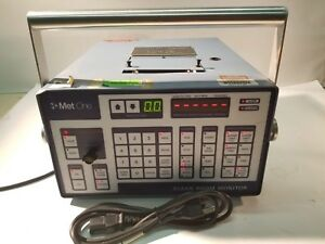 Met One Metone 200 1 115 1 Clean Room Monitor