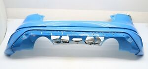 2016 2018 Ford Focus Rs 2 3l Turbo Ecoboost Oem Rear rs Bumper Cover Blue 18