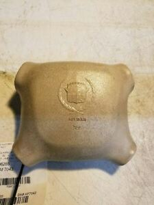 99 00 Cadillac Escalade Tan Steering Wheel Air Bag 15767187