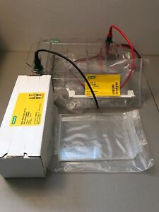 Bio rad Wide Mini sub Cell Gt Electrophoresis Cell Gel Casting System
