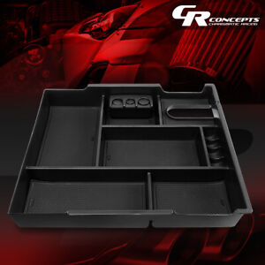 Armrest Center Console Organizer Storage Box Replacement For 14 19 Toyota