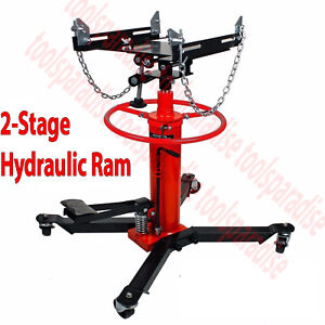 Auto Transmission Swivel Jack Dolly Cart Hoist Stand