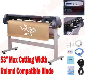 Vinyl Cutter Sign Plotter Cutting Machine Roland Compatible Blade Holder