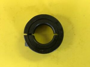 1pc 18mm Single Split Shaft Collar Black Oxide Finish 1msc 18 Metric