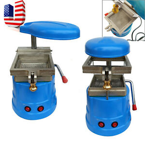 2set Dental Vacuum Forming Molding Machine Former Lab Equipment 220v 110v ups