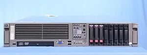 Hill rom P2577a10 Hospital Server Nurse Call Unit Hp Proliant Dl380g5 W Drives