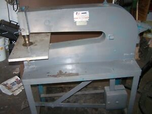 Roper Whitney No 68 Kick Punch Press Metal