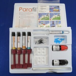 Parafil Kit A2 A3 A3 5 Ud Universal Restorative Composite Light Cure Prime Dent