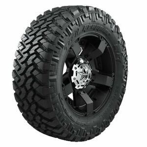 Nitto 40x15 50r20lt Trail Grappler Off Road Truck suv Tire M t A s 128q 8ply