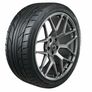 Nitto 295 40r18 Nt555 G2 Summer Passenger Performance Tire H T S S 103w 4ply