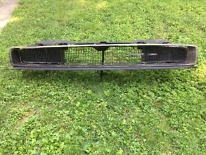 1968 Dodge Charger Grill